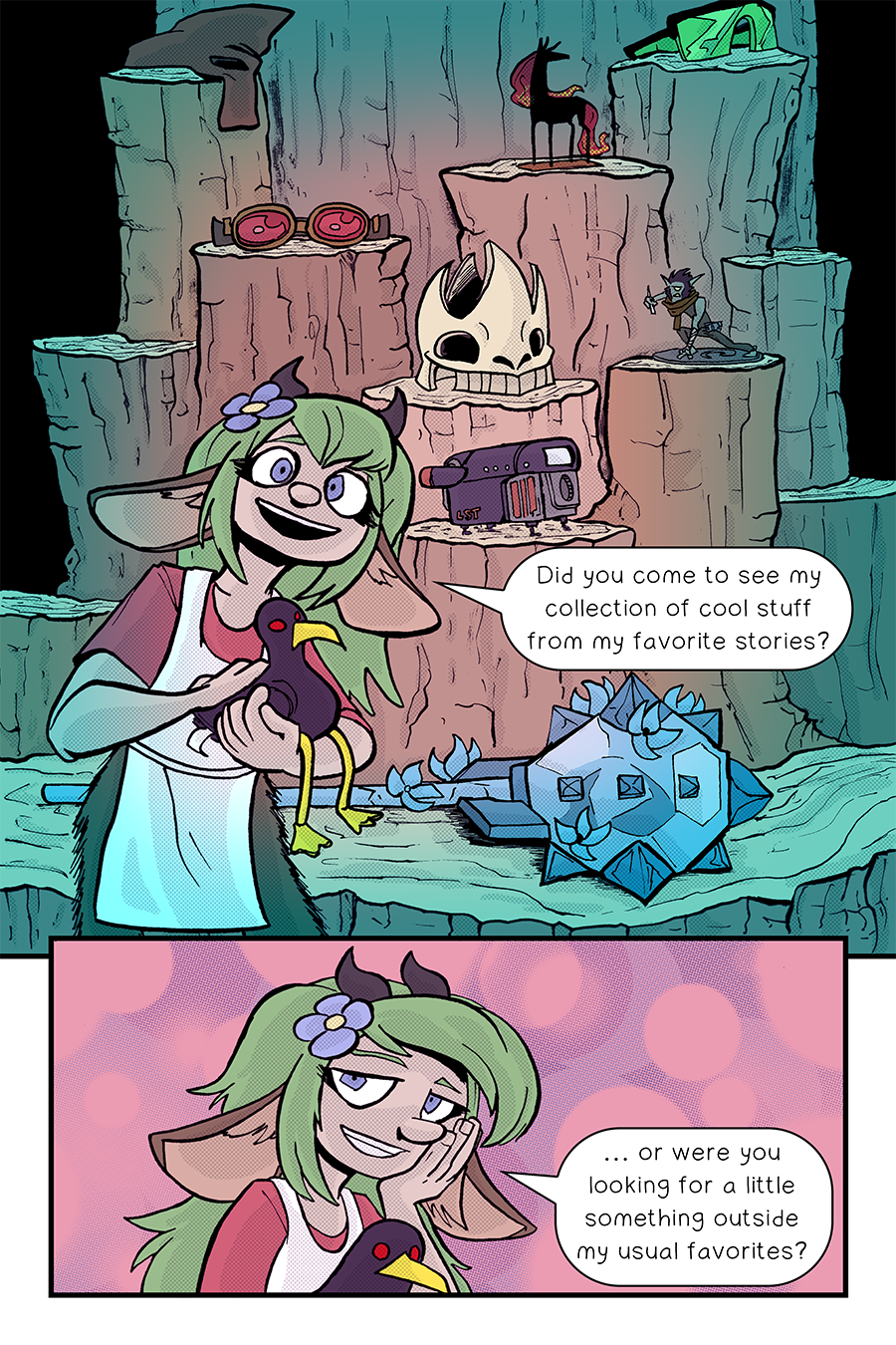Cadence's Grove – Page Two