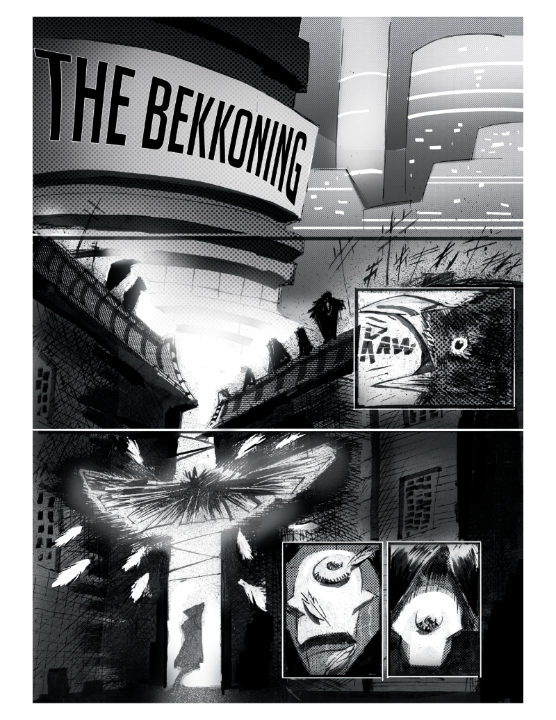The Bekkoning Page Two