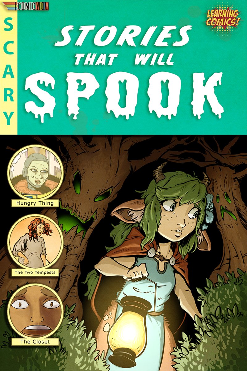 Stories that Will Spook