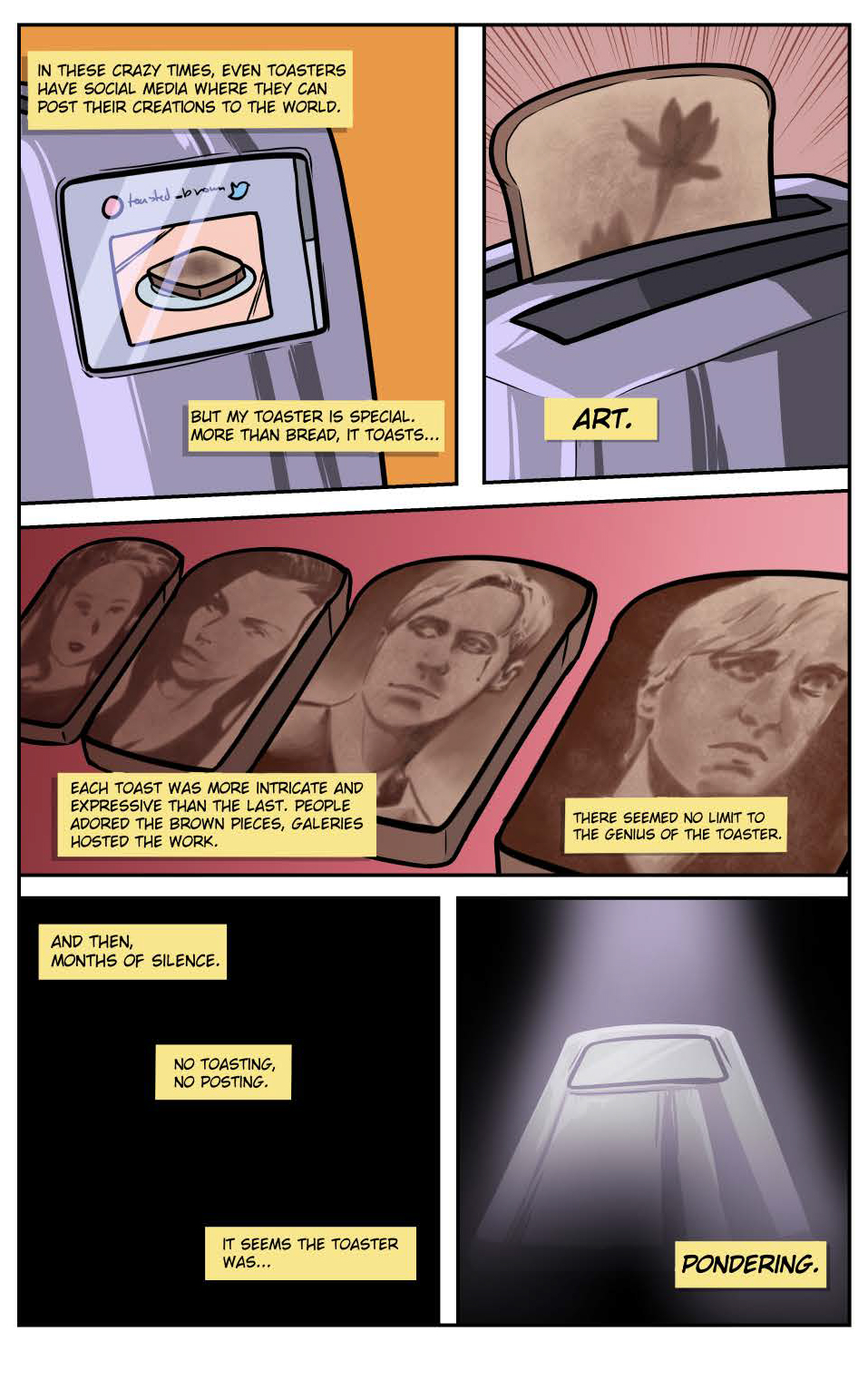 Toasted Brown – Pg 1