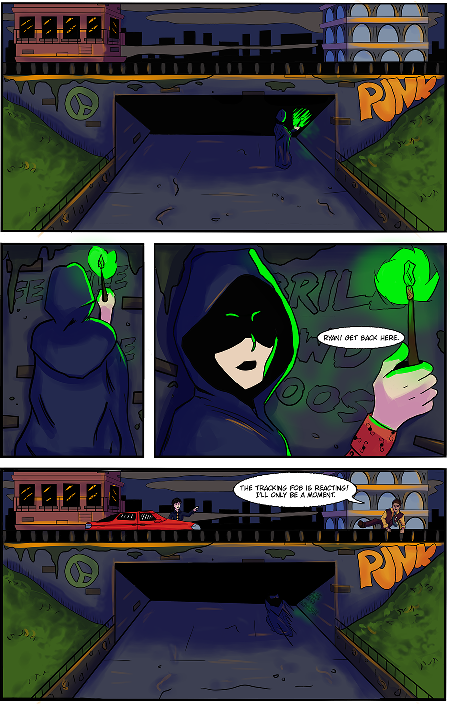 Children of Aether – Pg 1